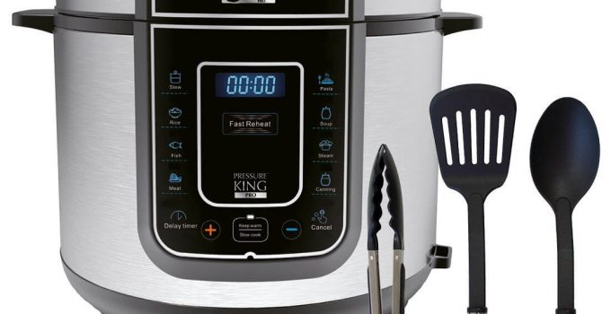 Electric Pressure Cooker Review - Best 2015 - 2016